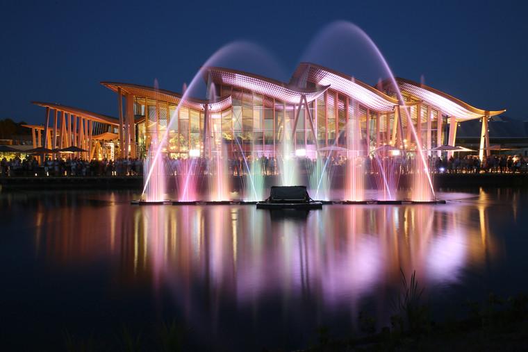 Inauguration Center Parcs - Domaine du bois aux daims - 27-28 juin2015