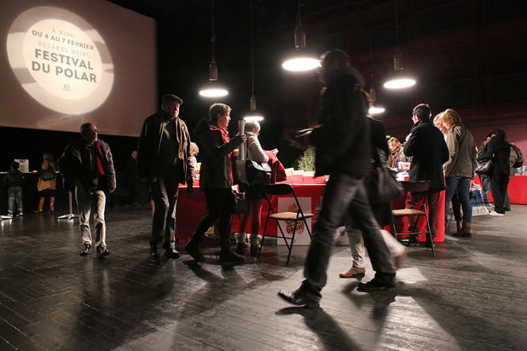 Festival du polar - Regards Noirs - 2016 - Moulin du roc - Niort